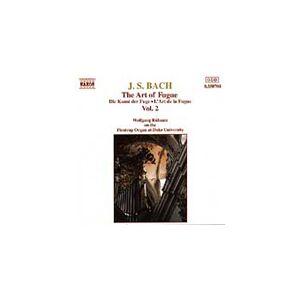 ART Bach: Art of Fugue, Vol.2