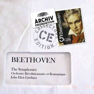 Beethoven: The 9 Symphonies (UK-import)