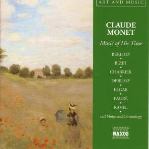 ART and Music - Claude Monte: Music of His Time