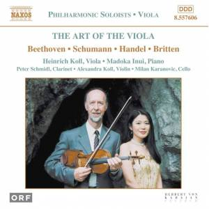 ART The Art of the Viola