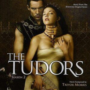 VARESE SARABANDE Various Artists - The Tudors säsong 2 [Original se...