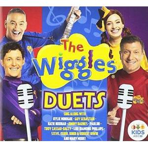 PID Wiggles - Wiggles duetter [CD] USA import