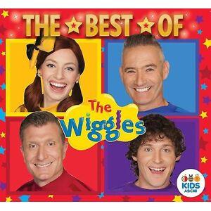 ABC (AUSTRALIAN) Wiggles - bästa av [CD] USA import