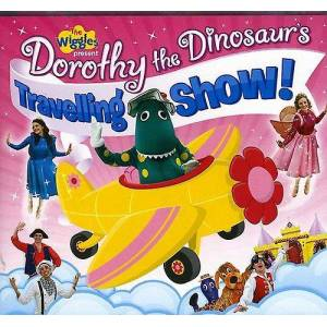PID Wiggles - Dorothy dinosaurie: reser Visa [CD] USA import