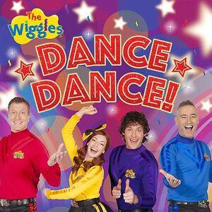 ABC (AUSTRALIAN) Wiggles - Dans Dans! [CD] USA import