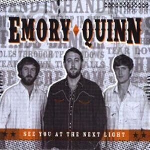TEXAS ENT GROUP Emory Quinn - se dig på nästa ljus [CD] USA import