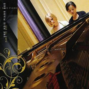 CD BABY.COM/INDYS Une Voix Piano Duo - öron att se [CD] USA import