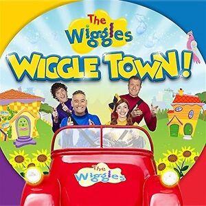 PID Wiggles - Wiggle stad! [CD] USA import