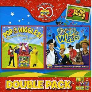 PID Wiggles - Pop Go/sjunga en låt [CD] USA import
