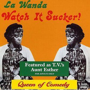 UPROAR La Wanda Page - se den Sucker [CD] USA import