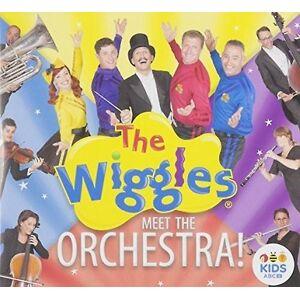 PID Wiggles - Wiggles Meet orkester [CD] USA import