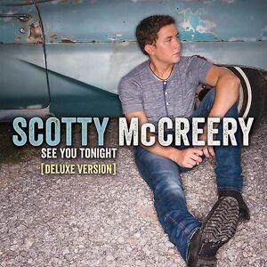 INTERSCOPE Scotty McCreery - se dig ikväll [CD] USA import