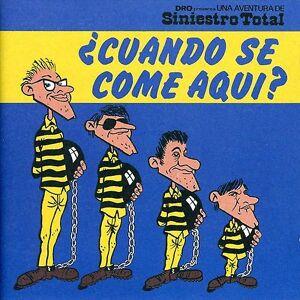 PID Siniestro Total - Cuando SE Come Aqui? [CD] USA import