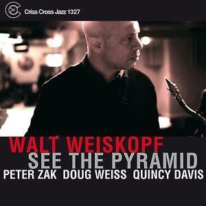 CRISS CROSS (HOL) Walt Weiskopf - se Pyramid [CD] USA import