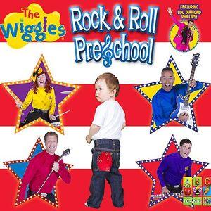 PID Wiggles - Rock & Roll förskola [CD] USA import