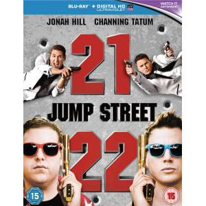 Sony 21 Jump Street / 22 Jump Street