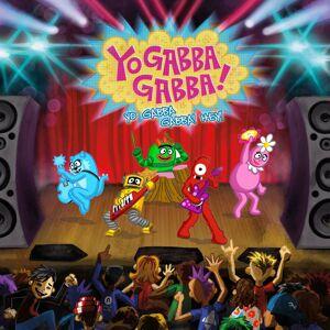 Enjoy The Toons Records Yo Gabba Gabba - Yo Gabba Gabba Hey! Zavvi Exclusive Vinyl