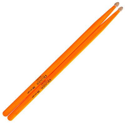 Agner 5B UV Hickory Wood Tip Orange