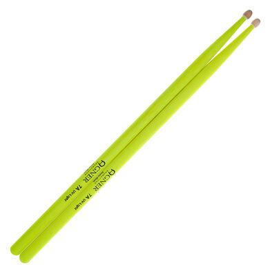 Agner 7A UV Hickory Wood Tip Yellow