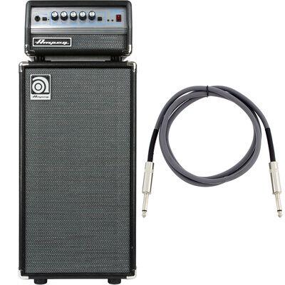 Ampeg SVT Micro Head Bundle