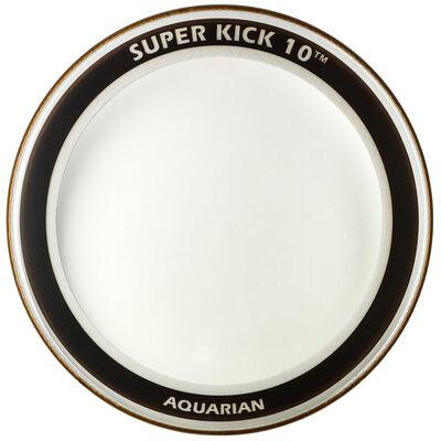 """Aquarian 22"""""""" Superkick Ten clear"""