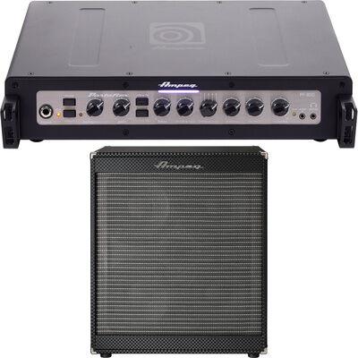 Ampeg PF-800 Portaflex Bundle