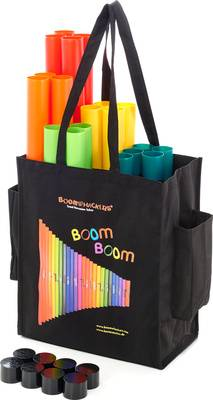 Boomwhackers BW Set 03 in Concert Set