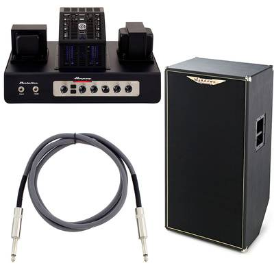 Ampeg PF-50T Bass Head Bundle