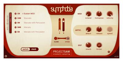 Pro-Ject Project Sam Symphobia 1 2 Duo Pack