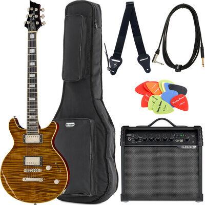 Brümmer E-Guitar XT-22 Bundle