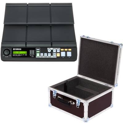 Yamaha DTX Multi 12 Case Bundle