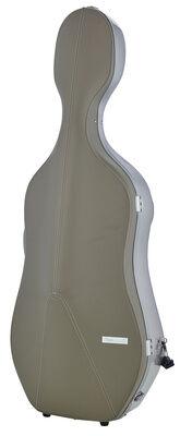 bam ET1005XLG Cello Case Mud Grey