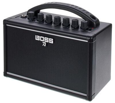Boss Katana Mini B Stock