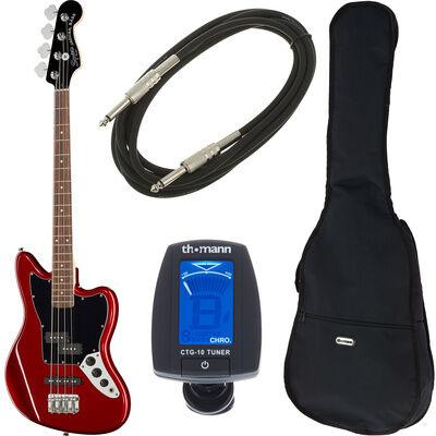Fender SQ Jaguar Special SS IL Bundle