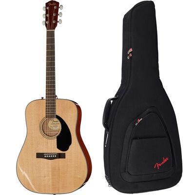 Fender CD 60S Nat Bundle