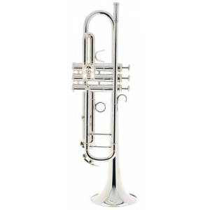 Adams Sonic Trumpet Silver plated