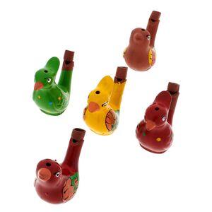 Thomann Ceramic Chirping Birds Colored