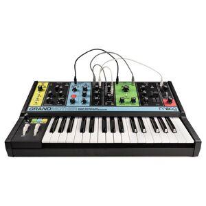 Moog Grandmother analog synthesizer semi-modular analog synthesizer
