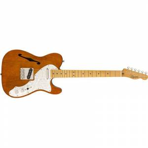 Squier Classic Vibe '60s Telecaster Thinline, Natural, Mn