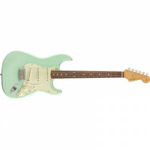Fender Vintera '60s Stratocaster* *kunderetur, Surf Green, Pf