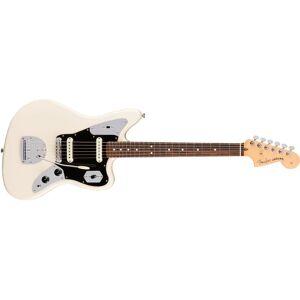 Fender American Professional Jaguar* *Kunderetur Olympic White, RW