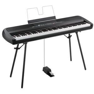 Korg SP280BK Digital Piano Sort Finish