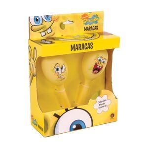 SpongeBob SBPP001 Maracas SvampeBob sett med maracas