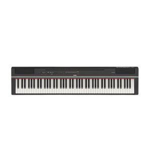 Yamaha P-125 Svart Digital Piano