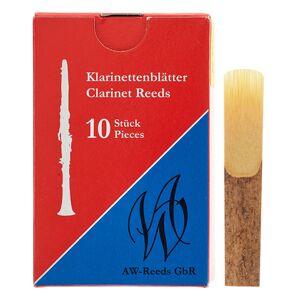 AW Reeds Test Box German 1