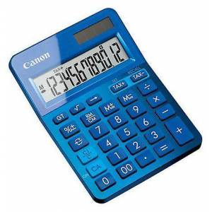 Canon Ls-123k desktop calculator blue (Babies and Children , Toys ,...