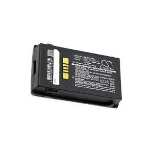 Zebra MC3200 batteri (3000 mAh, Sort)