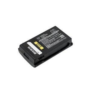 Motorola MC32N0 batteri (6800 mAh, Sort)