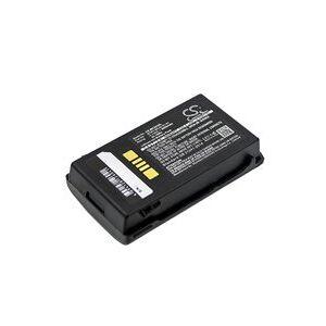 Zebra MC3200 batteri (6800 mAh, Sort)