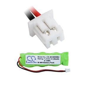 Symbol MC9090-GJ0HBAGA2WR batteri (20 mAh)